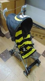 2 - NEW Bumble Bee umbrella strollers