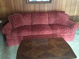 Southwood 3 cushion sofa