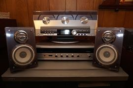 Emerson Electronic and Speaker