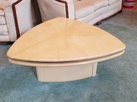 Cool Contemporaty Swivel Top Table