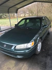 Green 1999 Camry LE - VERY CLEAN