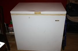 10 Cu Ft. Chest freezer