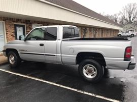 2002 Dodge 3/4 Ton Extended Cab