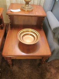 2-Matching Step-down End Tables