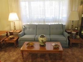 We have a lovely array of Traditional-style Furnishings and Accessories.  Everything is in great condition!