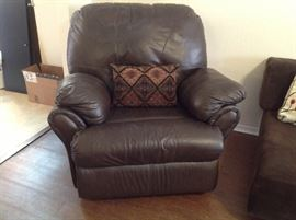 Stratolounger recliner