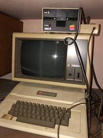 MAC II Computer