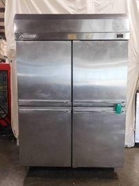 Hobart 2 Split-door Cooler