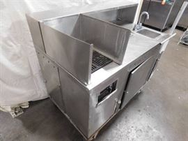 Cecilware Hot Dog Stand