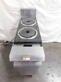 Vulcan 2 Burner Stand up Electric