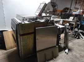 Hobart commercial meat wrapper- M-UWS