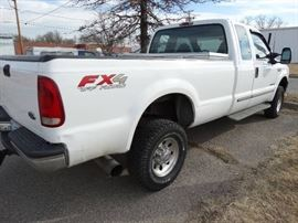 1999 Ford F-250 diesel- 4wd/ auto- gooseneck/ tow ...