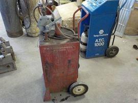 Gas Caddy 30 gallon