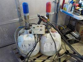 Instapak 750 Foam packaging system