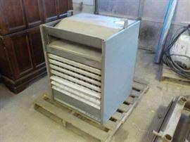 Sterling QV2 natural gas heater 225,000BTU