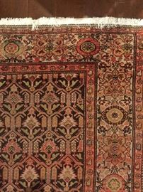 Large handknotted carpet