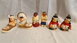 Native American S&P Shakers