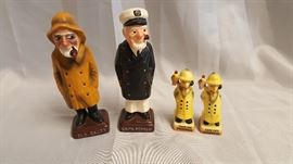 Sea Captain Shakers