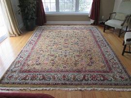 8 x 11 Tabriz Handmade Rug
