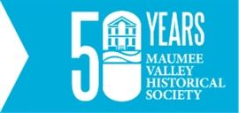 Our 50th Anniversary Logo !!! WE LOVE OUR LOCAL HISTORY...LETS STAY STRONG AND PLEASE SUPPORT YOUR LOCAL SOCIETIES !