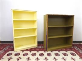2 Solid Wood Shelves