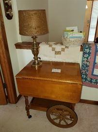 Tea Cart, $50