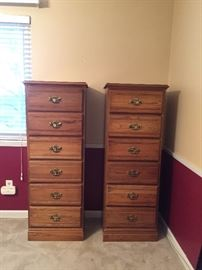 Twin Awesome Dressers SOLD