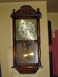 Living Room   Centurion 85 Day Clock