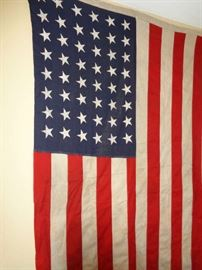 We have several 48 star flags