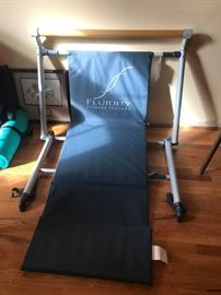 #9Fluidity Fitness Evolved Exercise Barre $150.00