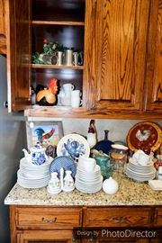 Pamela gladding country dishes