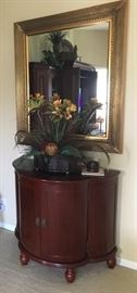 Entry tablemirror