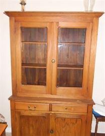 Handmade China Cabinet