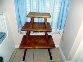 Cushman footstools