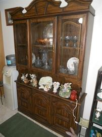 70's China Cabinet