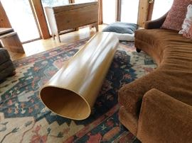 Naoto Fukasawa is a Japanese industrial designer; this log design coffee table is an original.