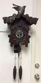 JYR007 Vintage Mi-Ken Cuckoo Clock