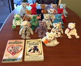 JYR004 Collectible TY Beanie Babies & Books