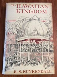 JYR024 Vintage Rare The Hawaiian Kingdom Vol. 2 HC Book