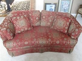 Sherrill furniture sofa two of two,matching