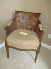 Wonderful side arm chair