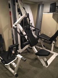 Precor Malibu Universal gym