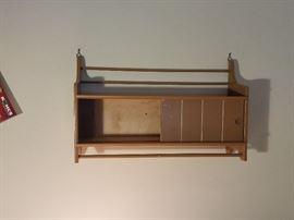 Bedroom Set 1 shelf