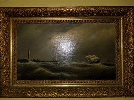 Original Clemente Drew painting