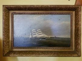 Original Clemente Drew, painting