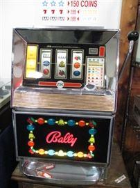 Bally 25 Cent slot machine