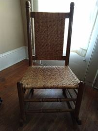 Look, a rocking chair!