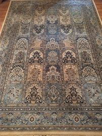 Yes, every home is saddled with bad rug choices. This one looks good, but it's machine made, unlike all those hand woven rugs that exploit child labor and women.     ;-)