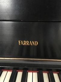 Farrand quality!