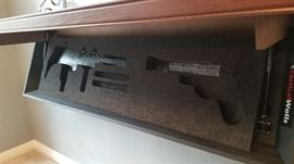 Tactical Walls Shelf Gun Safe